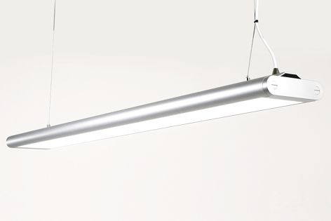 Superlight R-Beam is a high-quality integrated LED fixture for continuous linear installations.