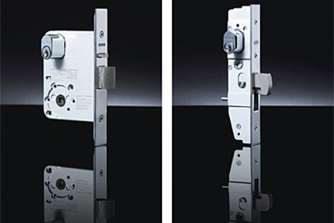Backed by ISO 9001 and ISO 14001 certifications flagship 3572 (left) and 3540 (right) mortice locks.