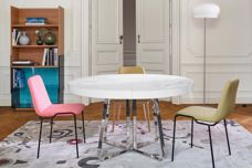 Ava dining table by Ligne Roset