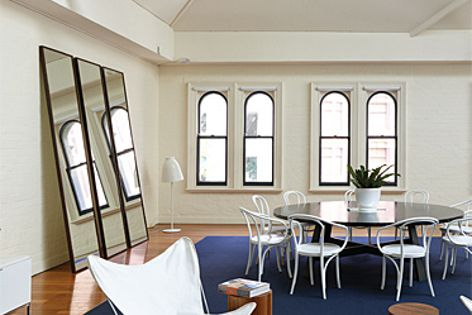 Hassell for George Patterson Y&R, shortlisted for Workplace Design. Image: Dianna Snape.