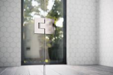 Soft-closing shower screens by Stegbar
