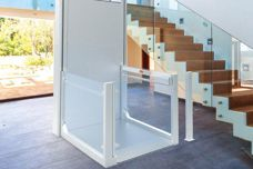 Platform lift by Easy Living Home Elevators