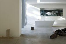 Laufen's Il Bagno Alessi Dot bathroom