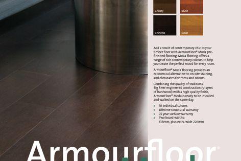 Armourfloor Moda flooring