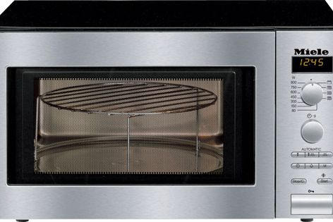 Vapours are expelled via the front of the oven, not the back, protecting cupboards.