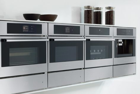The new built-in oven range from Ilve offers appliances that not only look good, but are also highly functional.