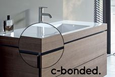 C-bonded washbasin from Bathe
