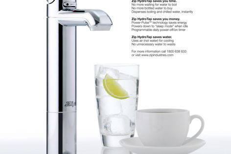 HydroTap water dispenser