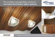 Screens by Woodform Architectural