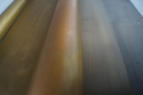Select from a range of bronze panels to suit a variety of projects, from Astor Metal Finishes.