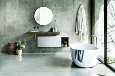 Caldera bathroom furniture from Rogerseller