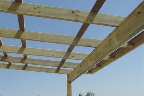 Compliance with MGP10 ensures Hyne T3 Green is suitable for pergolas, carports and decks.