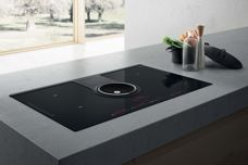 Nikola Tesla cooktop and rangehood by Elicia