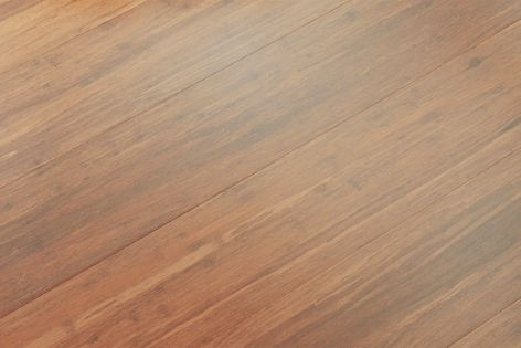 Style® bamboo flooring in Coffee.