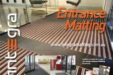 Entrance matting by Integra Matting