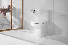 Dama-N bathroom collection from Roca