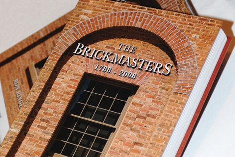 The Brickmasters 1788–2008 charts the history of Australian construction from first settlement to the present day.