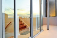 Hinge doors from Trend Windows & Doors