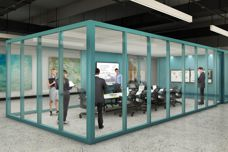 Shift partition system from Formula Interiors