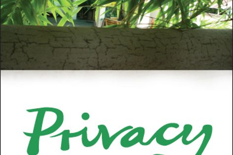 Privacy screening from Mr Bambo