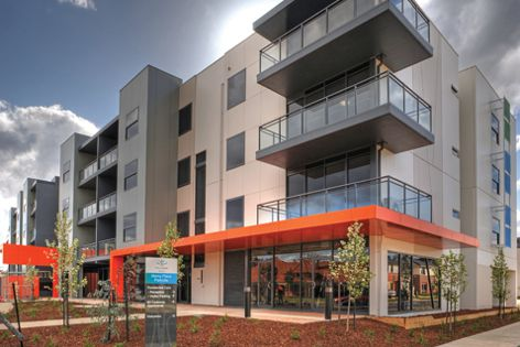 Kingspan insulated panels were installed at the new Mercy Health facility in Melbourne, Victoria.