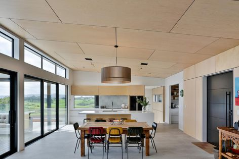 Sustainably sourced Big River birch panels