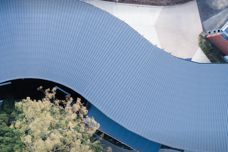 Freeform Colorbond roofing by Fielders