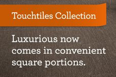 Touchtiles Collection from Cavalier Bremworth