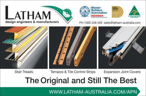 Safety stair and flooring products by Latham