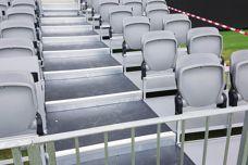 Big River Group anti-slip plywood at Perth Stadium