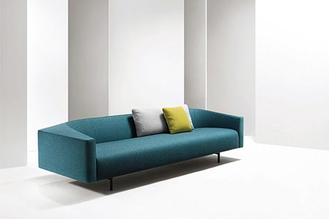 The Blue Lounge is part of Keith Melbourne's Blue collection, available exclusively from Stylecraft.