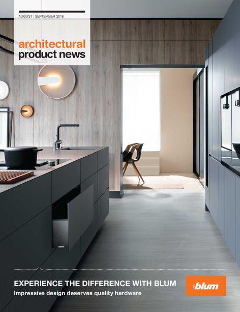 Kitchen and furniture hardware by Blum