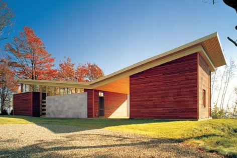 Minton Residence, Canada. Architect: Affleck + De La Riva Architects.