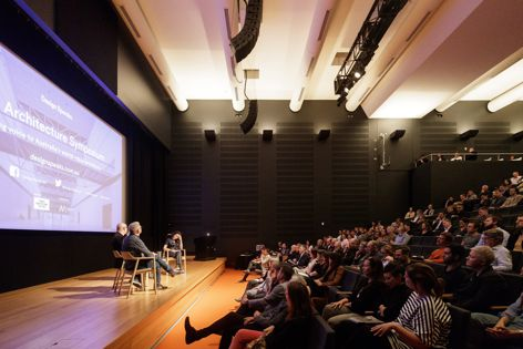 The Architecture Symposium: giving voice to Australia's world-class architects, Art Gallery of New South Wales.