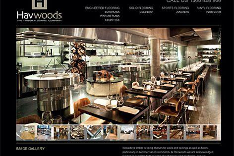 New website from Havwoods