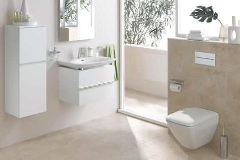 Palace bathroom series by Laufen