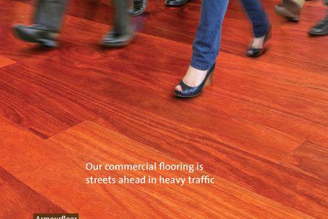 Big River's Armourfloor flooring