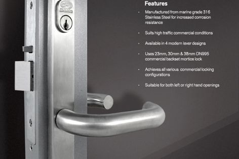 DN7300 Commercial Lock from Doric