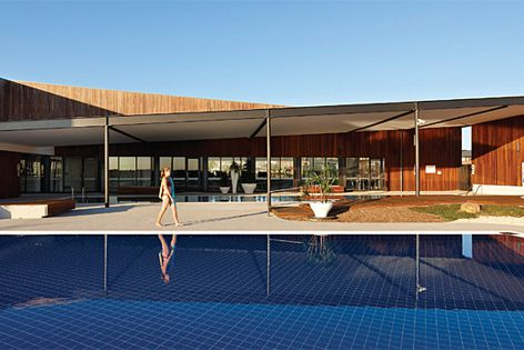 Saltwater Coast Lifestyle Centre by NH Architecture. Photograph: Dianna Snape.
