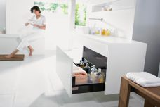 Tandembox intivo drawer solution by Blum