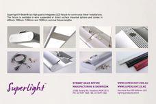 LED R-Beam lights from Superlight