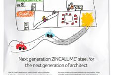 Zincalume by Bluescope Steel