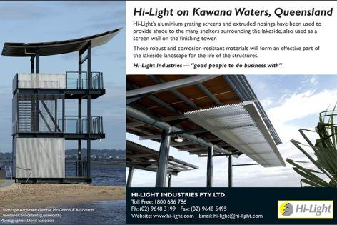 Hi-Light on Kawana Waters