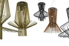 Allegro lighting collection by Atelier Oi for Foscarini