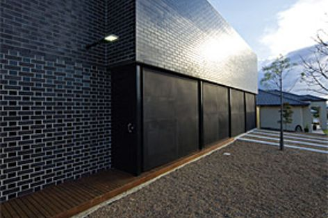 Incorporating bricks into a building's design can reduce energy consumption.