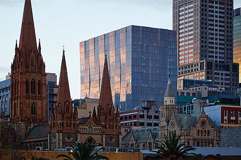 171 Collins Street was one of the highlights of Open House Melbourne. Photography: Peter Clarke