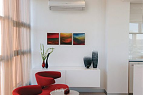 Fujitsu offers a diverse range of airconditioners suitable for residential and commercial projects.