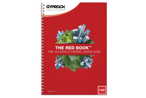 The Red Book provides system performance details and technical guidance to architects, designers, engineers and specifiers.