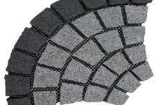 Decor Stone fan-shaped cobbles