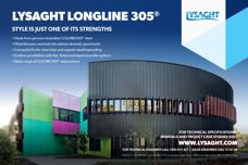 Longline 305 cladding by Lysaght